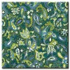 Chiyogami Paper - Selection 711 - Four 4 Inch x 6 Inch Sheets