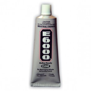 E6000 Craft Adhesive - 1 Ounce Tube