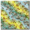 Chiyogami Paper - Selection 682 - Four 4 Inch x 6 Inch Sheets
