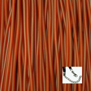Brown Rubber Necklaces