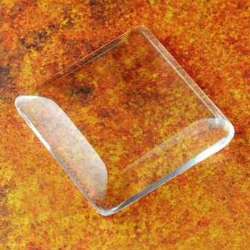 35mm 1-3/8 Inch PRO Glass Dome Squares